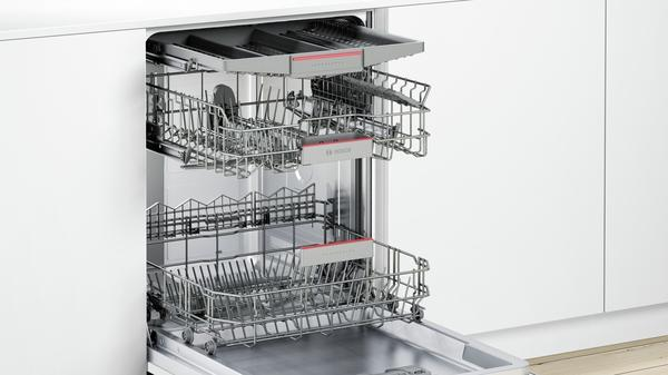 Bosch SBE46MX01G Extra Height Fully Integrated Dishwasher
