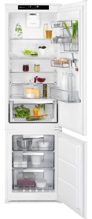 AEG SCE81928TS Integrated Frost Free Fridge Freezer