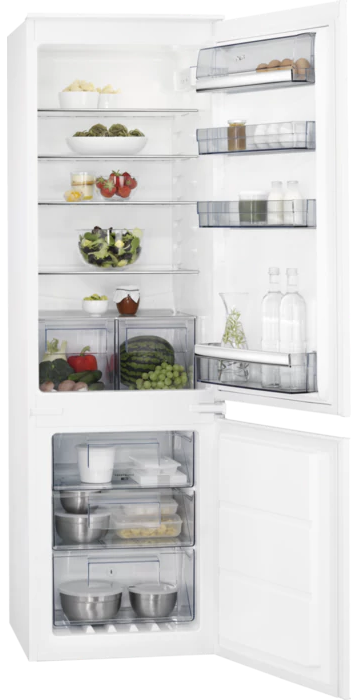 AEG SCK6181LNS Integrated 70/30 Fridge Freezer
