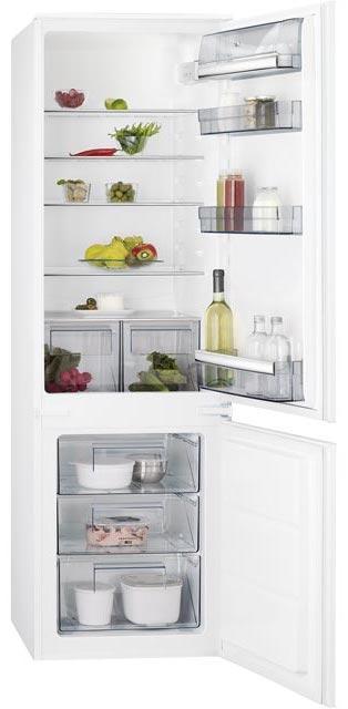 AEG SCS6181LLS Integrated 70/30 Fridge Freezer