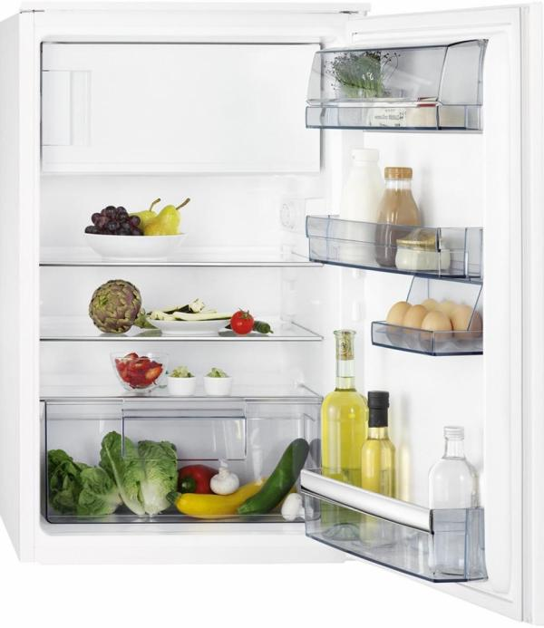 AEG SFE68811AS Integrated Fridge with Ice Box