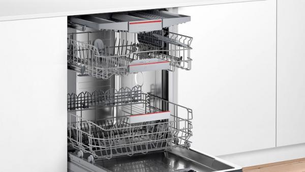 Bosch SMD6TCX00E Fully Integrated Dishwasher