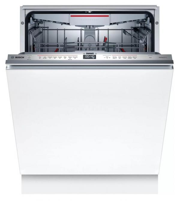 Bosch SMD6ZCX60G Fully Integrated Zeolith Dishwasher