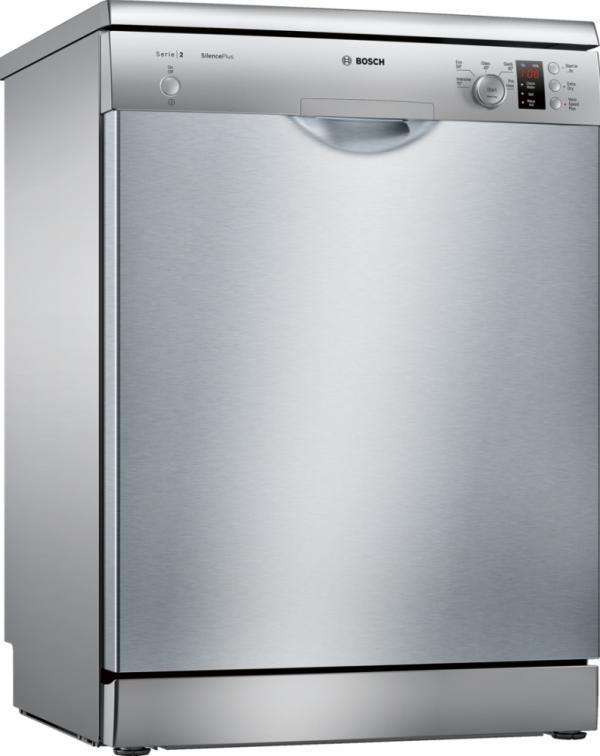 Bosch SMS25AI00G 60cm Silver Dishwasher