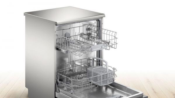 Bosch SMS2HKI66G 60cm Stainless Steel Dishwasher