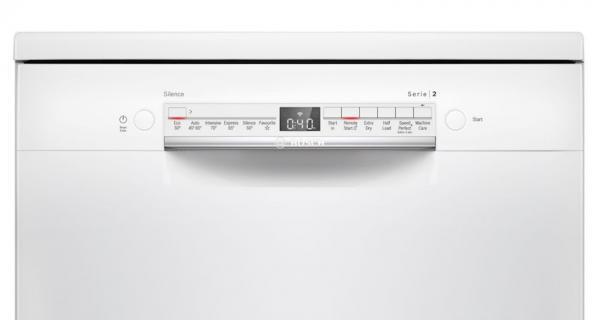 Bosch SMS2HVW66G 60cm Dishwasher