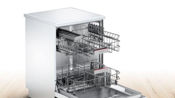 Bosch SMS46IW00G 60cm Dishwasher