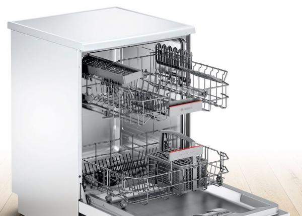 Bosch SMS46IW09G 60cm Dishwasher