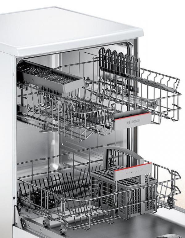 Bosch SMS46JW09G 60cm Dishwasher