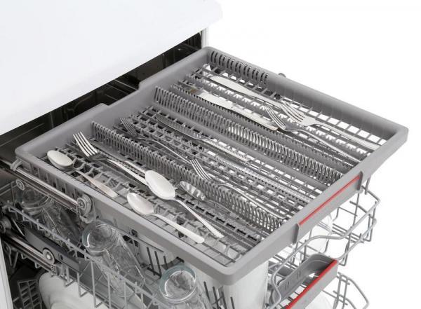 Bosch SMS46MW02G 60cm Dishwasher