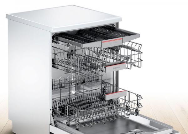 Bosch SMS46MW03G 60cm Dishwasher