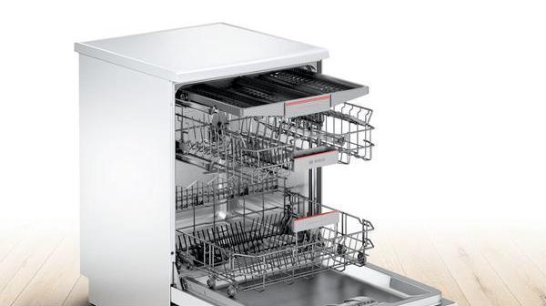 Bosch SMS46MW05G 60cm Dishwasher