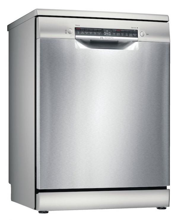 Bosch SMS4HCI40G 60cm Silver Dishwasher
