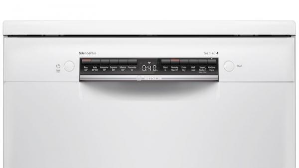 Bosch SMS4HDW52G 60cm White Dishwasher