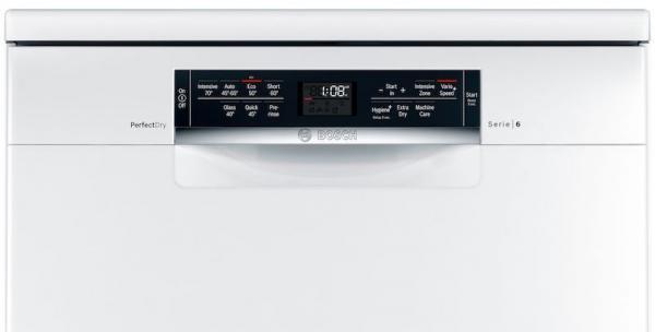 Bosch SMS67MW00G 60cm Dishwasher