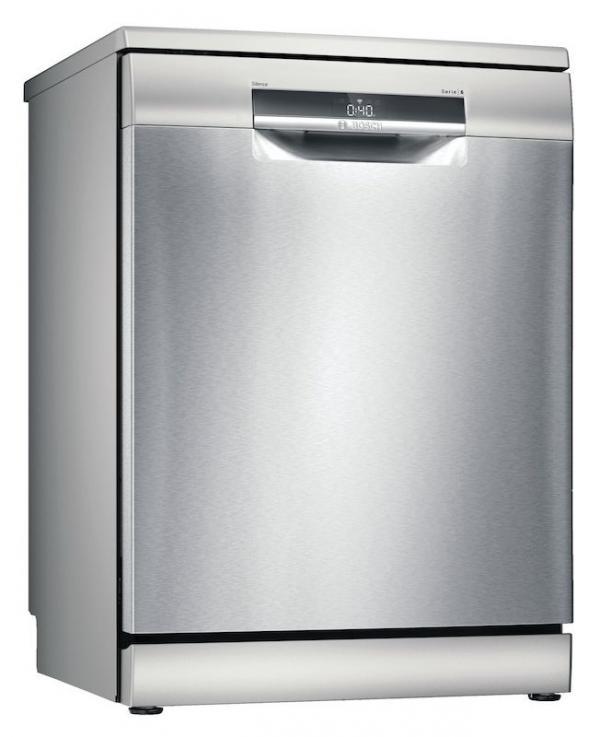 Bosch SMS6EDI02G 60cm Silver Dishwasher