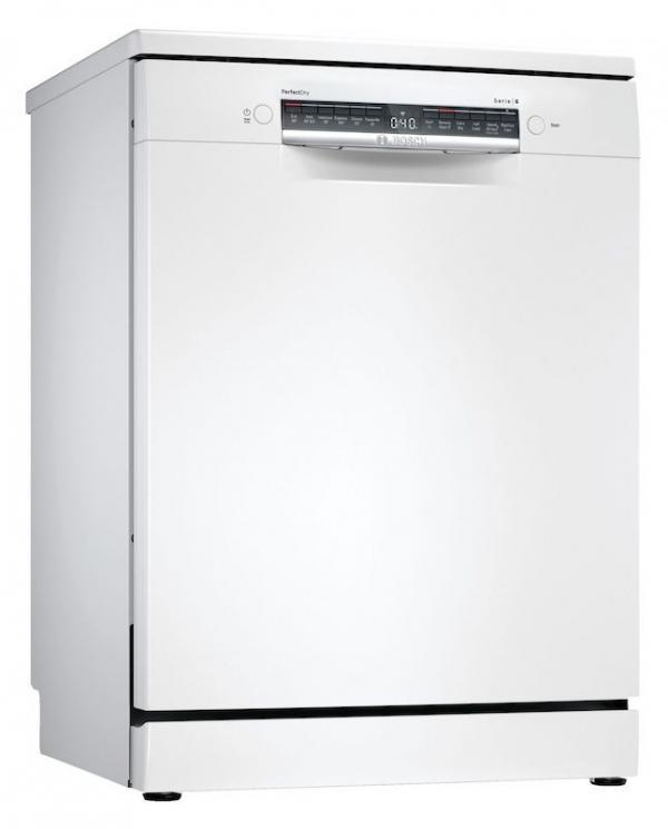 Bosch SMS6ZCW00G 60cm White Dishwasher