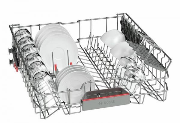Bosch SMV68ND00G Fully Integrated Zeolith Dishwasher