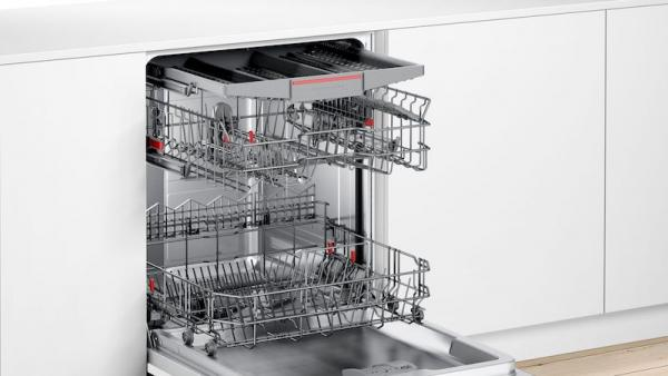 Bosch SMV68ND02G Fully Integrated Dishwasher