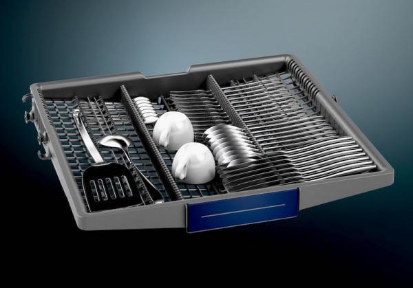 Siemens SN258B00NE 60cm Black Dishwasher