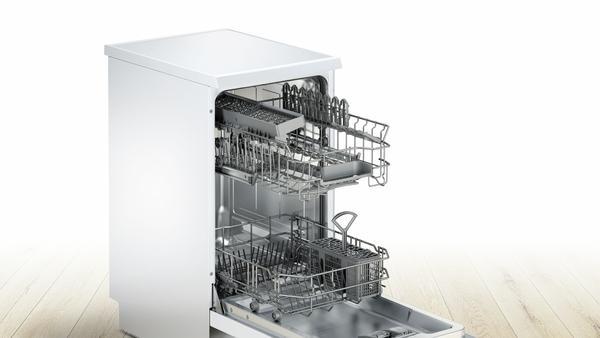 Bosch SPS24CW00G 45cm Slimline Dishwasher