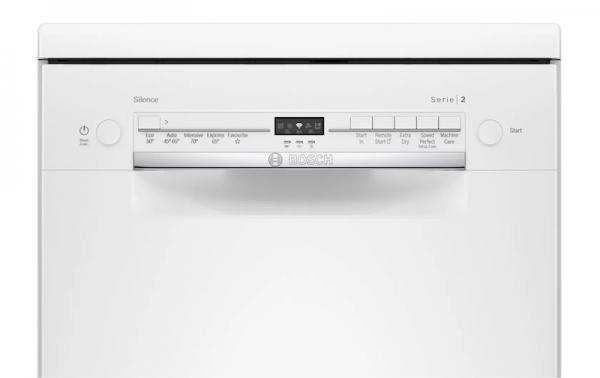 Bosch SPS2IKW04G 45cm Slimline Dishwasher