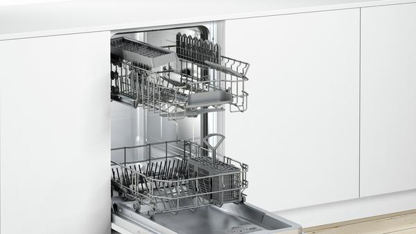 Bosch SPV25CX00G 45cm Fully Integrated Dishwasher