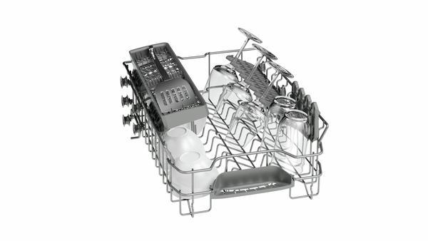 Bosch SPV25CX00G 45cm Fully Integrated Dishwasher