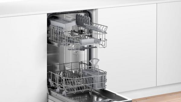Bosch SPV2HKX39G 45cm Fully Integrated Dishwasher