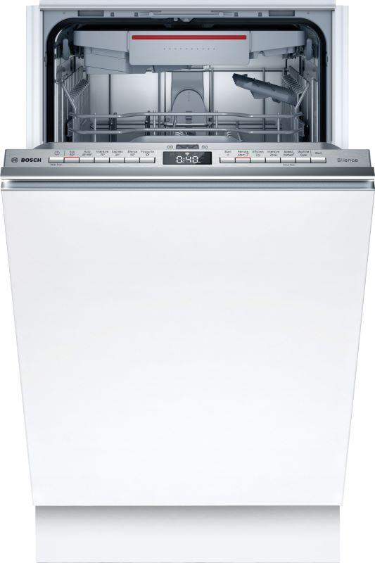 Bosch SPV4EMX21G 45cm Fully Integrated Dishwasher