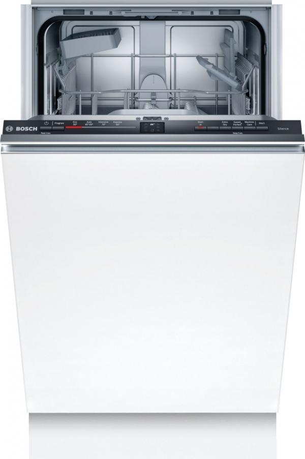 Bosch SRV2HKX39G 45cm Fully Integrated Dishwasher