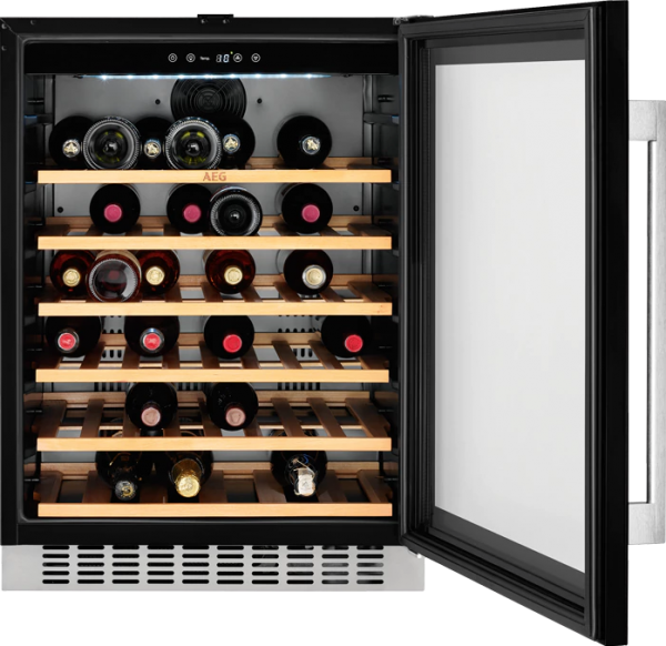 AEG SWE66001DG Built-Under Wine Cooler