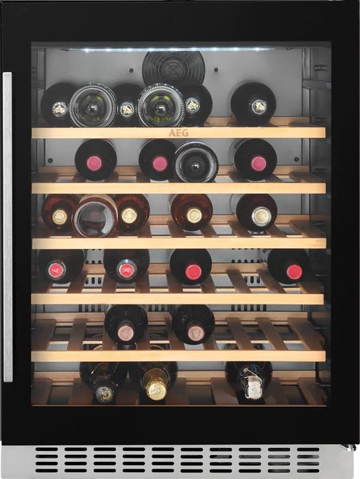 AEG SWE66001DG Built-Under Wine Cooler