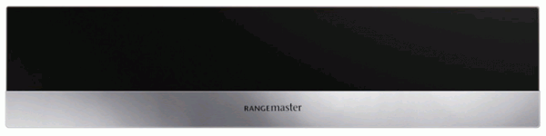 Rangemaster RMB45WDBL/SS 11233 Built-In 14cm Warming Drawer