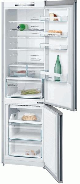 Bosch KGN39VL3AG Frost Free Fridge Freezer