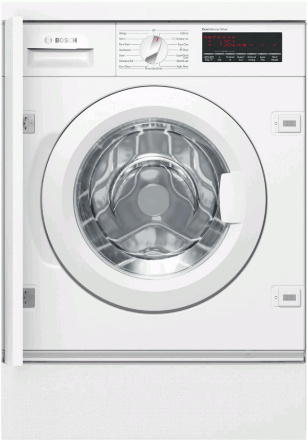Bosch WIW28500GB Fully Integrated Washing Machine