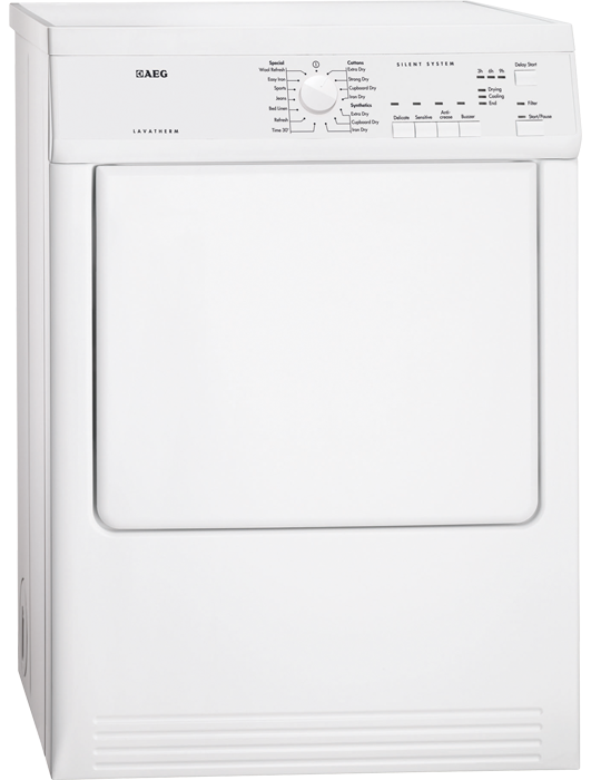 AEG T65170AV Vented Tumble Dryer