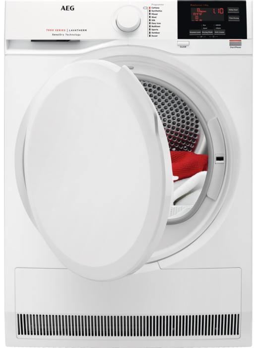 AEG T7DBG860N Heat Pump Tumble Dryer