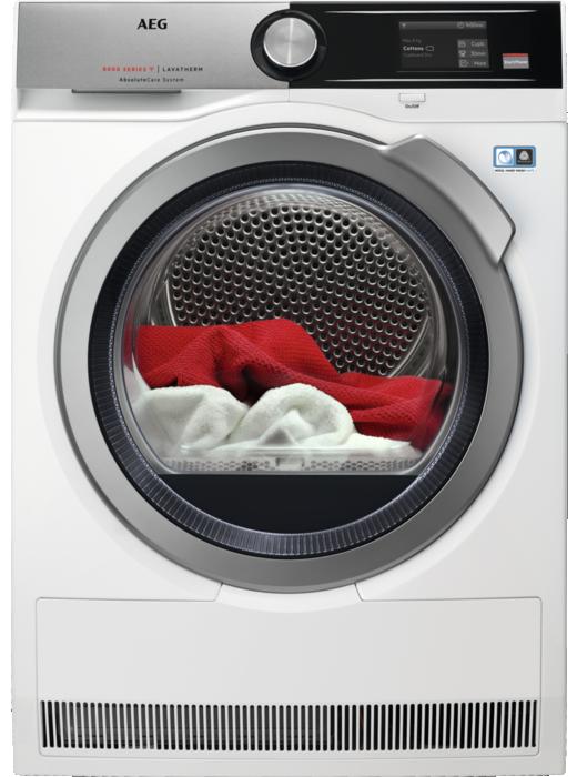 AEG T8DEA866C Heat Pump Tumble Dryer