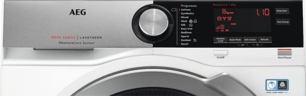 AEG T8DEC846R Condenser Tumble Dryer