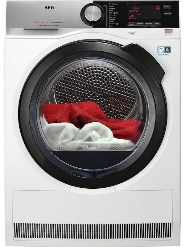 AEG T8DSC869C Heat Pump Tumble Dryer