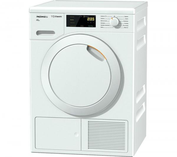 Miele TDB120WP Heat Pump Tumble Dryer