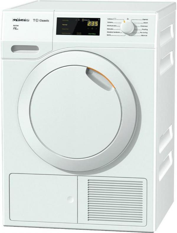 Miele TDB230 WP / TDB230WP Heat Pump Tumble Dryer (EX DISPLAY)
