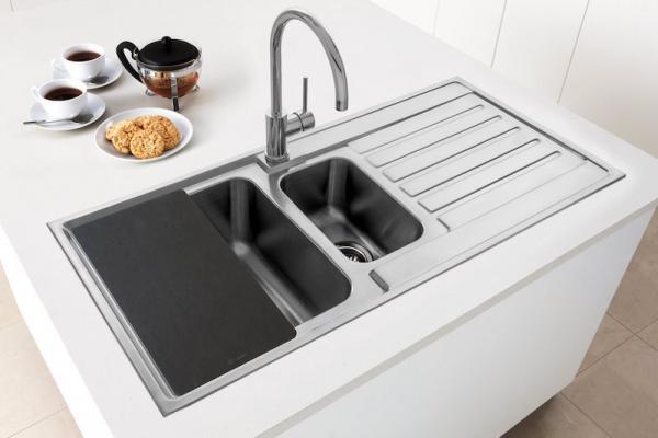 Caple VA150R Vanga 150 Inset Sink