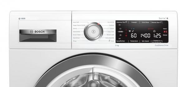 Bosch WAV28KH3GB HomeConnect 9kg Washing Machine