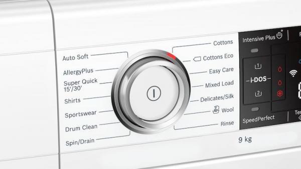 Bosch WAV28KH9GB HomeConnect 9kg Washing Machine