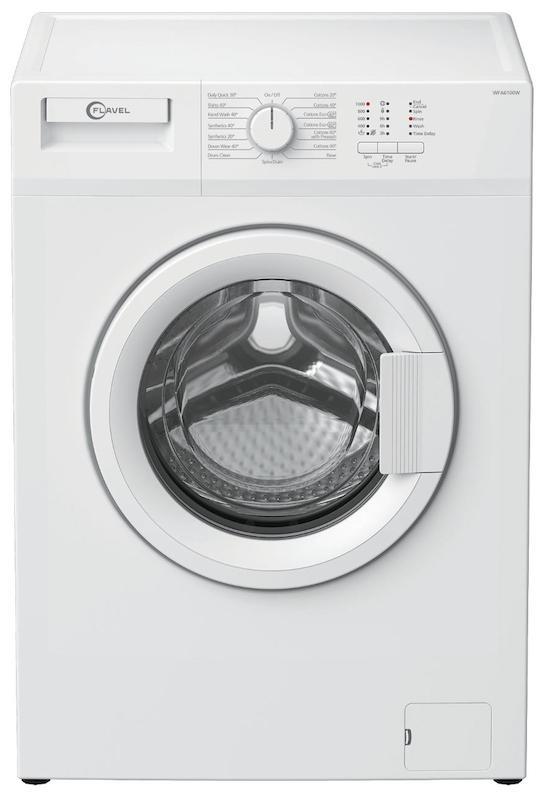 Flavel WFA6100W Washing Machine