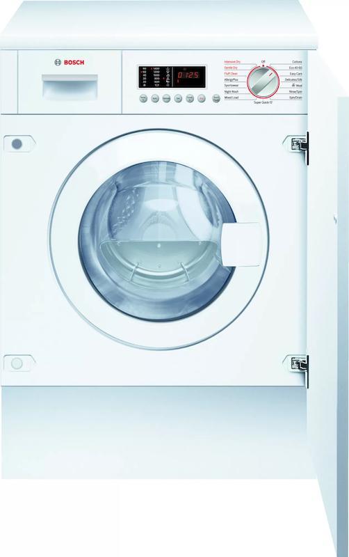 Bosch WKD28542GB Integrated Washer Dryer