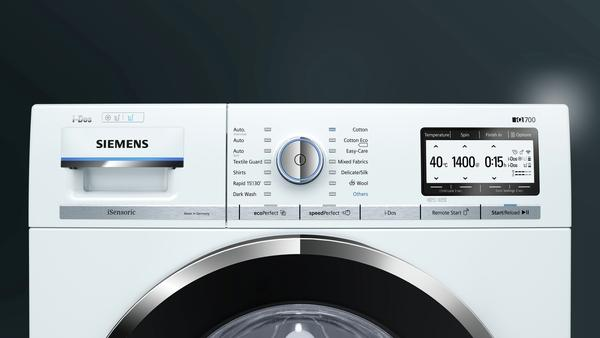 Siemens WM14YH89GB iDOS Washing Machine (EX Display)