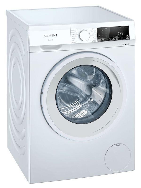 Siemens WN34A1U8GB IQ300 8/5kg Washer Dryer